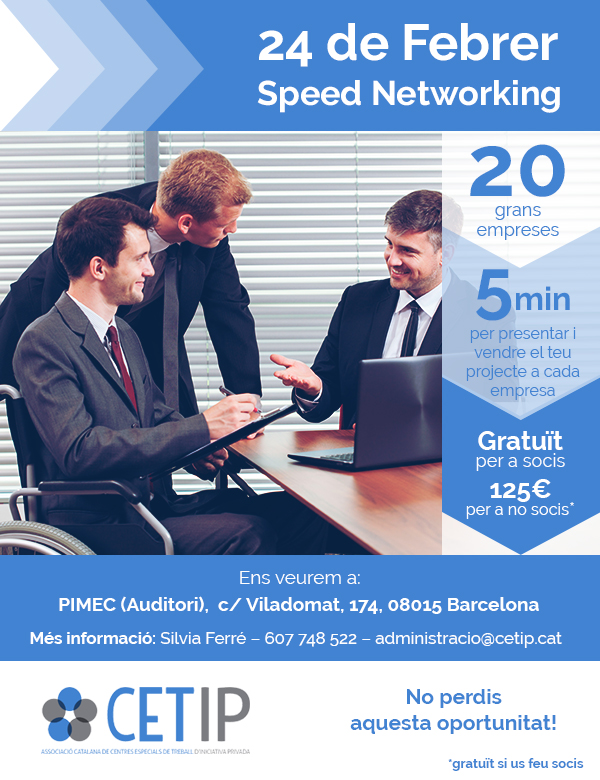 INVITACIO Networking